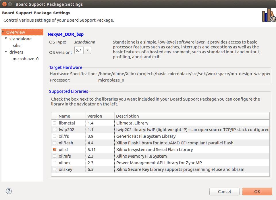 Xilinx Lwip Udp Example